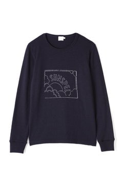 Women's Vintage Wool Printed Jumper