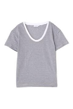 WOMEN'S Q15 DISTRESSED STRIPE