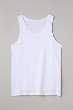 Men's Sea Island Cotton Vest