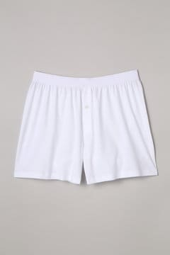Men's Sea Island Cotton One-Button Short