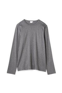 Men's Long-Staple Cotton Long Sleeve T-Shirt