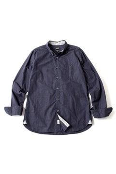 <TODD JAPAN LINE>Blue Check Shirt