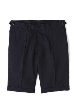 <TODD JAPAN LINE>Chalk Stripe Short Pants