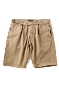 <TODD JAPAN LINE>Belted Short Chino