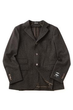 <TODD JAPAN LINE>Herring Bone Flannel Jacket