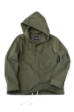<TODD JAPAN LINE>Dry Wool Army Anorak