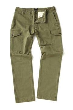 <TODD JAPAN LINE>Herringbone Cargo Pants