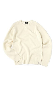 <TODD JAPAN LINE>Faded Dyed Crew Neck