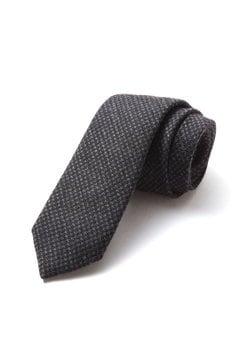 <TODD JAPAN LINE>Plaid Wool Silk Tie