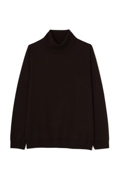 SUPERFINE WOOL TURTLE NECK