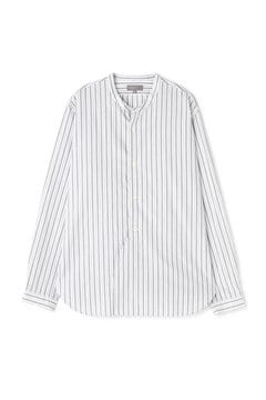 BOLD STRIPE COTTON  POPLIN
