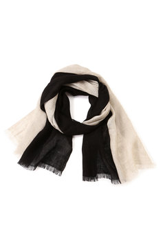 Double Linen Scarf