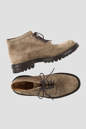 SUEDE WORKER BOOT