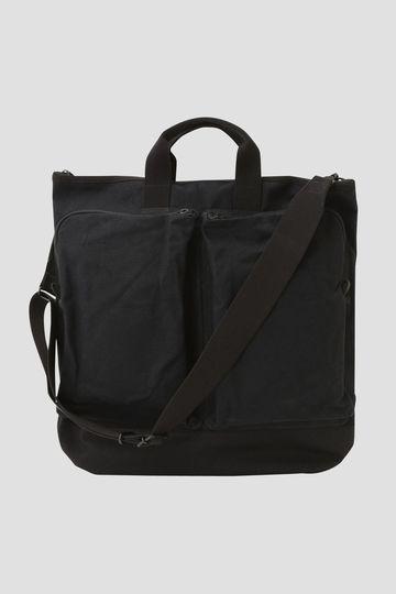 PARAFIN WAXED COTTON HELMET BAG