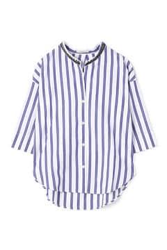 NE QUITTEZ PAS / ビジューカラー ハーフスリーブシャツ