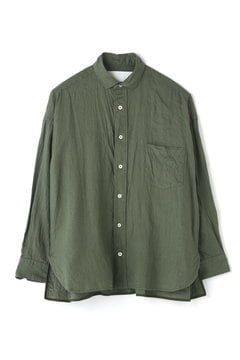 [別注]TICCA / リネンスクエアビッグシャツ