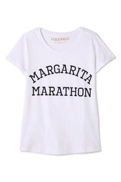 HAPPINESS 10 / MARGARITA MARATHON Tシャツ