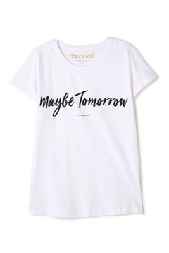 HAPPINESS 10 / ロゴTシャツ