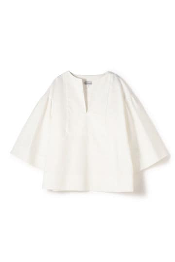 J&M DAVIDSON / MAVEN TOP COTTON POPLIN