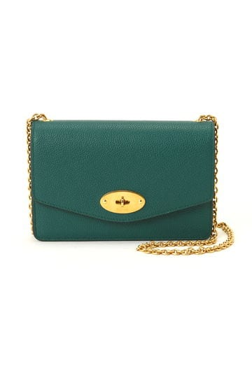 MULBERRY / Darley Small Classic Grain Leather