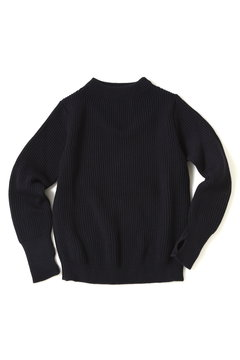 <Andersen Andersen>THE NAVY CREWNECK