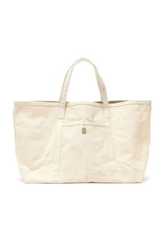 <Superior labor>Paraffin canvas tote L