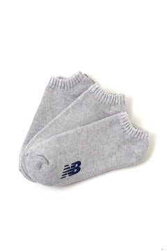 <NEW BALANCE>Short Length Socks