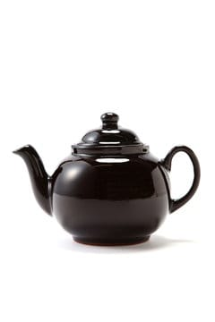 BROWN BETTY TEA POT 4 CUPS