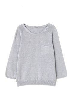 SOFT COTTON SWEATER