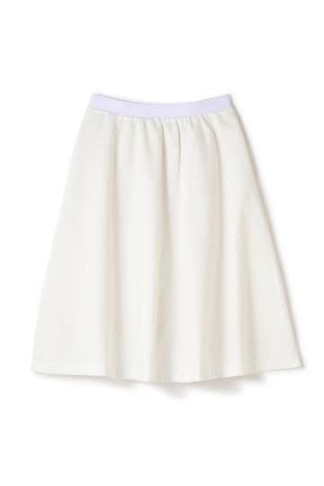 dunadix リップルフレアスカート