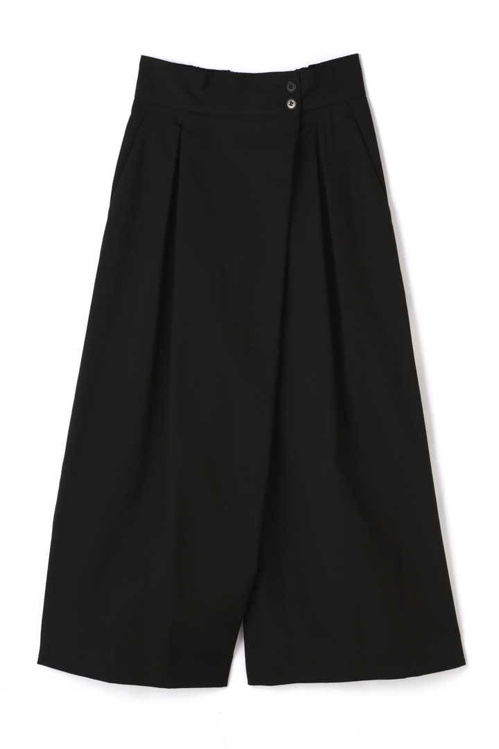 タックスカート風パンツ