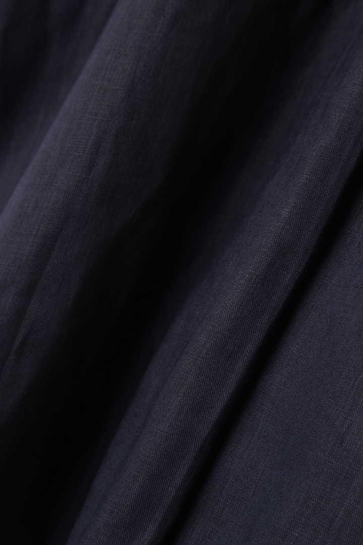 【牧野紗弥さん着用】Unaca noir リネンベルトワンピース