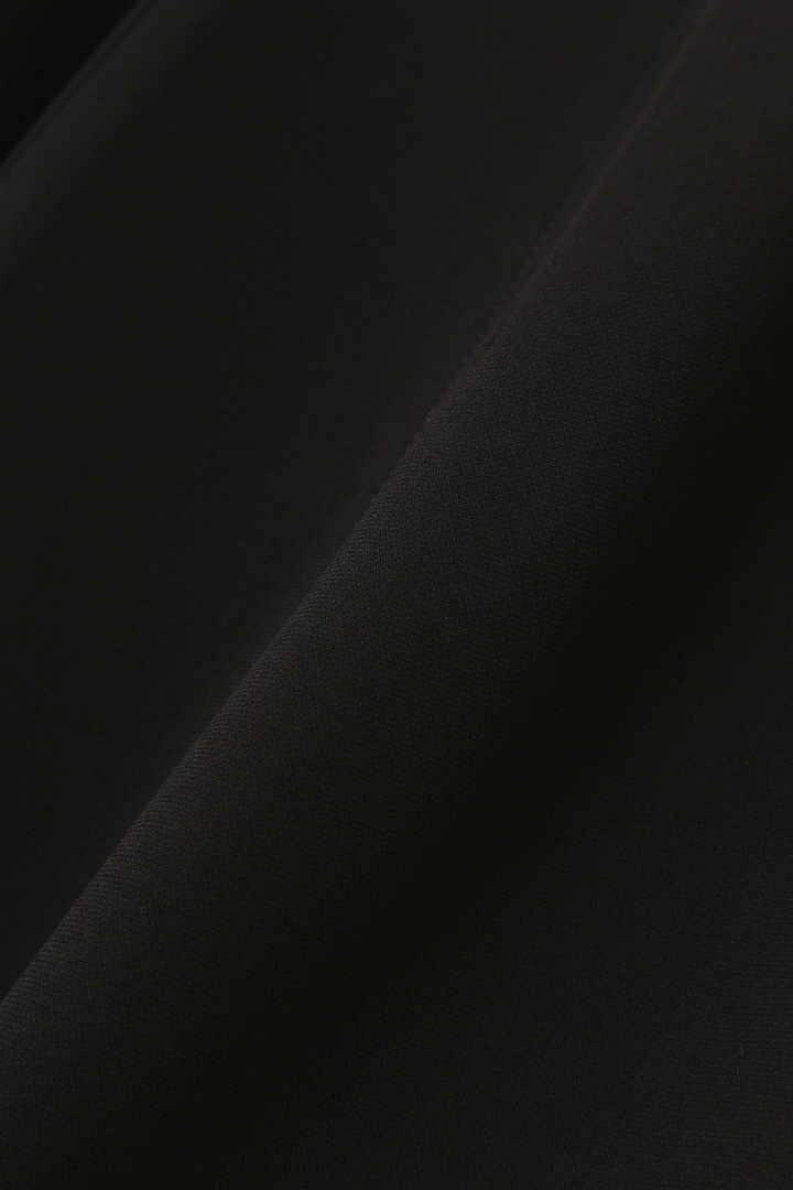Unaca noir ショールカラージャケット