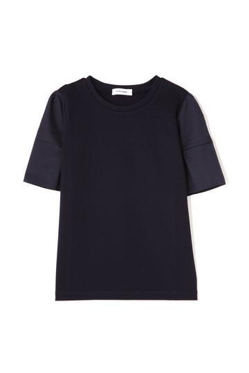 DIRECTOIRE 袖フレアポンチTシャツ