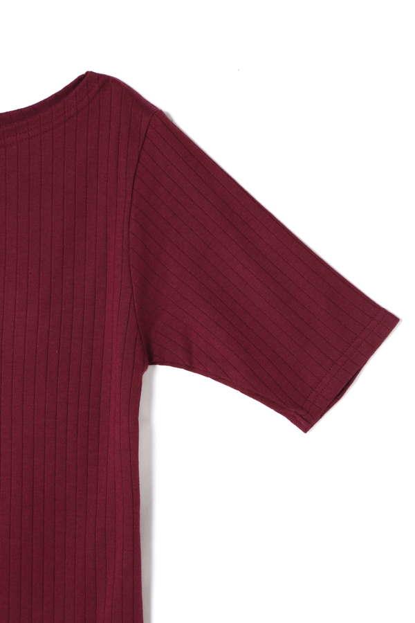 dunadix 針抜きスムースTシャツ