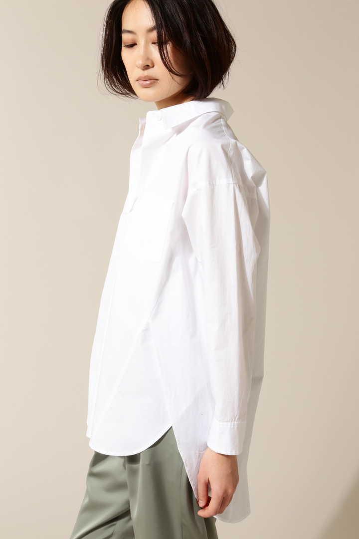 【先行予約 4月上旬 入荷予定】DIRECTOIRE スキッパービッグシャツ
