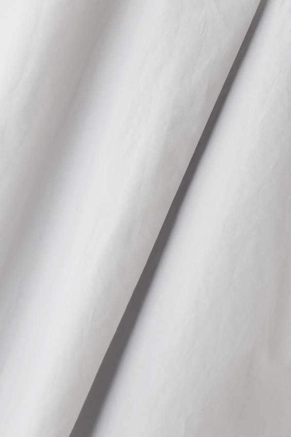 Hermaphrodite コットンスキッパーシャツ