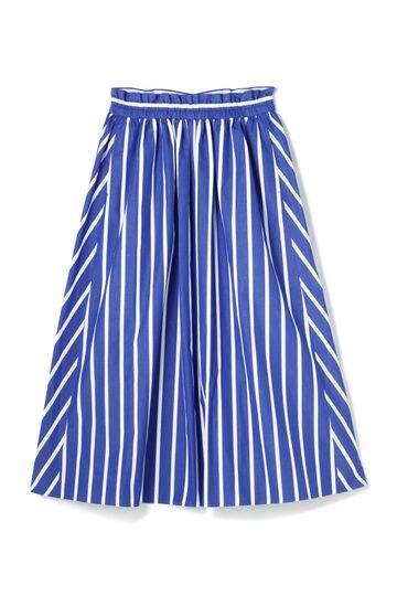 Luxluft コットンフレアスカート