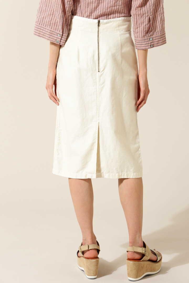 【先行予約 5月上旬入荷予定】dunadix フロントポケットスカート