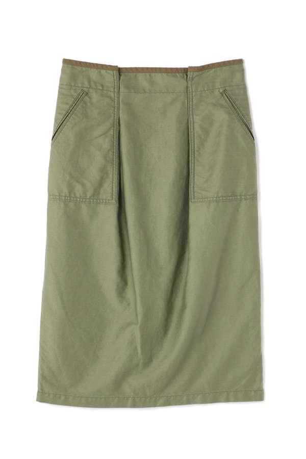 dunadix フロントポケットスカート