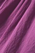 dunadix コットンシフォンギャザースカート(セットアップ対象商品)
