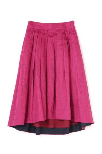 【先行予約 5月上旬 入荷予定】Unaca テールフレアスカート(セットアップ対象商品)
