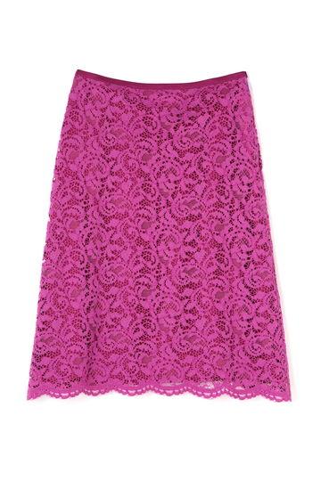 Unaca スカラレーススカート(セットアップ対象商品)