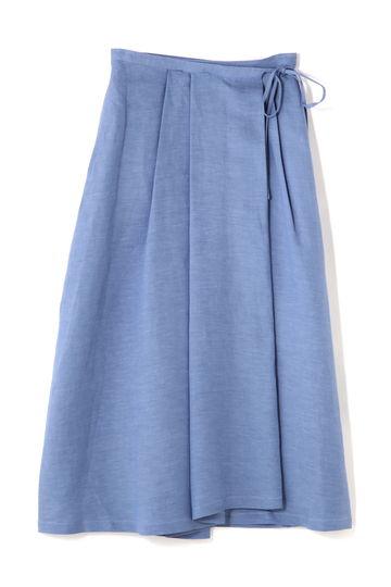 Hermaphrodite ラップロングスカート