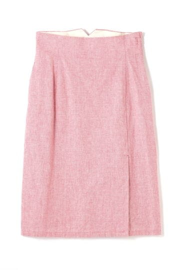 【先行予約 3月下旬 入荷予定】Hermaphrodite 千鳥スカート