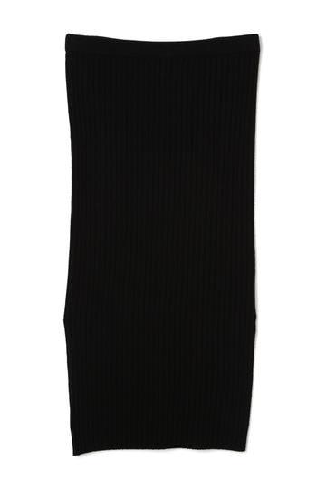 Unaca リブニットタイトスカート(セットアップ対象商品)