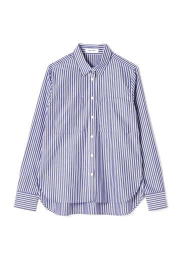 DIRECTOIRE ロンストポケットシャツ