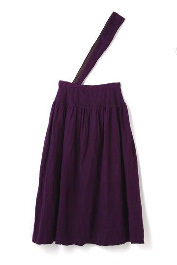 【先行予約 9月上旬 入荷予定】Hermaphrodite ワンストラップロングスカート
