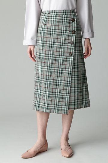 DIRECTOIRE クレバコーレIラインスカート