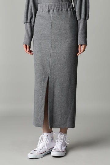 dunadix サーマル裏起毛タイトスカート(セットアップ対象商品)